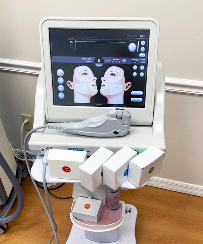 high-intensity focused ultrasound | RN Laser and Med Spa